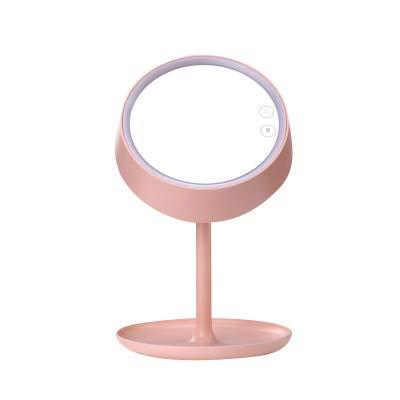 Led-vullicht, make-uplamp, oplaadbaar, touch-scherm, spiegel met ledlicht, USB-interface, sfeerlicht.