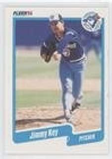 Jimmy Key (Baseball Card) 1990 Fleer - [Base] #85