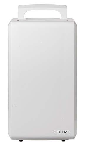 Tectro TD1010–Deshumidificador, color blanco