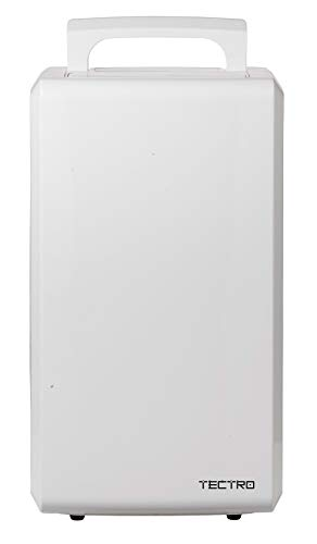 Tectro TD1010Deumidificatore, Bianco