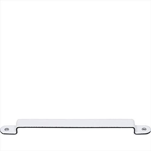 Riess, 0887-033, Löffelblechleiste 38 cm, CLASSIC WEISS, Emaille, weiß