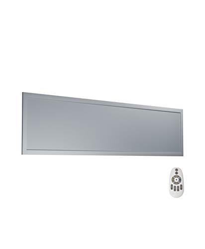 LEDVANCE LED Panel-Leuchte, Leuchte für Innenanwendungen, Aufbauleuchte, Dimmbar und Farbtemperaturwechsel per Fernbedienung, 1195 mm x 295,0 mm x 46,6 mm, PLANON Plus