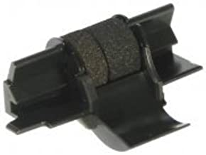 Package of Three Sharp EL-1750V and EL-1801V Calculator Ink Roller, Black and Red, Compatible