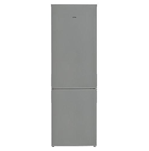 Vestel VFKS2176 Kühl-Gefrier-Kombination (Gefrierteil unten) / A++ / 170 cm 178 kWh/Jahr / 172 L Kühlteil / 63 Gefrierteil / LED-Innenbeleuchtung / Temperaturregelung / Silber