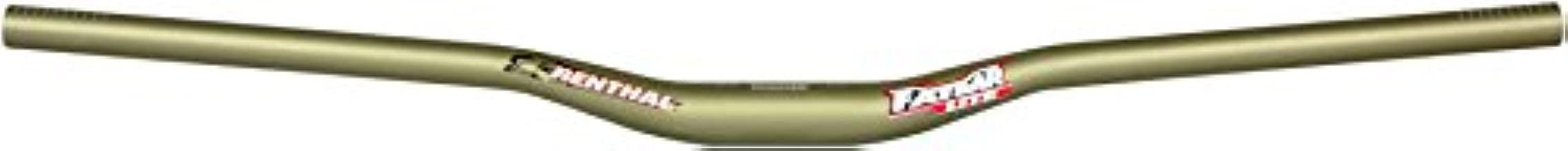 Renthal FatBar Lite V2 Handlebar: 31.8mm, 20x760mm, Gold