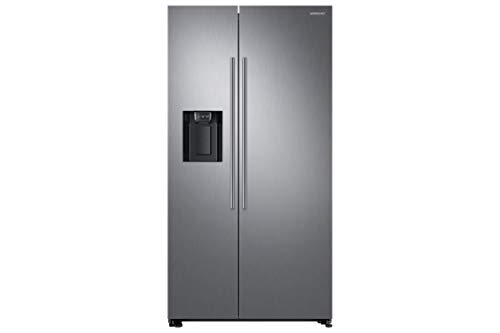 Samsung RS67N8210S9/EF Frigorifero Side by Side, 609 L, Metal Inox