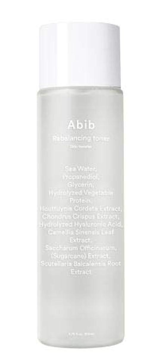 石炭複合外交官[Abib] Rebalancing toner Skin booster 200ml [並行輸入品]