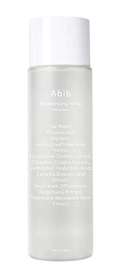作物オートドライバ[Abib] Rebalancing toner Skin booster 200ml [並行輸入品]