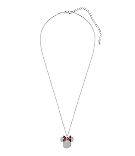 SIX Collar divertido con cristales de imitación y diseño de Mickey Mouse para mujer (804-173)