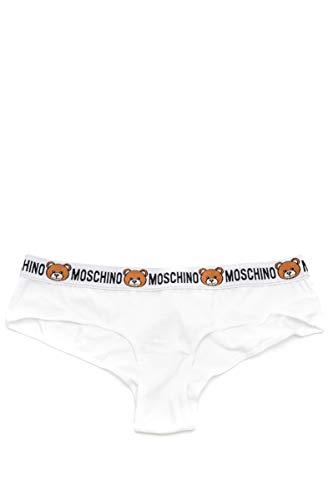 Moschino Unterwäsche für Damen, Weiß, Weiß X-Small