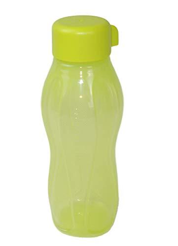 TUPPERWARE Eco-bottiglia lime e verde EcoEasy 310 ml Ecoflasche Eco bottiglia, nuovo