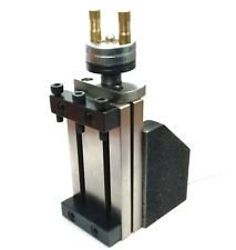 Buy Bargain Tool Post Mini Vertical Slide 90mm x 50 mm - Instant Milling Solution Operation On Lathe...