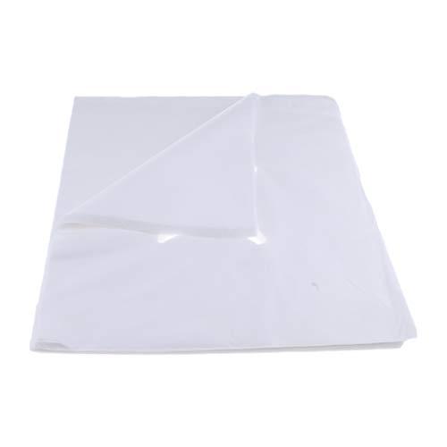 200Stk. Premium Nasenschlitztücher für Massageliegen und Behandlungsliegen aus atmungsaktivem Airlaid Papier - S