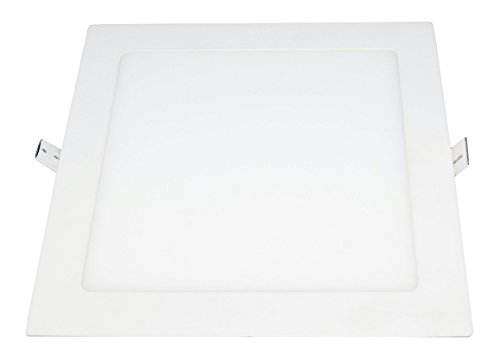 Placa LED Cuadrada 12W Super Slim Panel LED Blanco Frío 6000k-6500k ONSSI LED