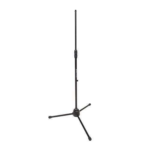 Proel DHPMS30 - Asta microfonica professionale dritta base tripoide stabile, Nero (DHPMS30)