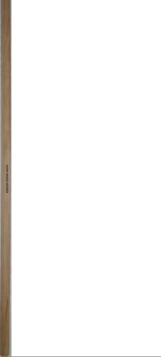 Burd Wood Works Hickory Lacrosse Attack Shaft