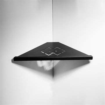 BINGFANG-W Brushed Black Stainless National uniform free shipping Steel Bathroom Wall S security Kitchen