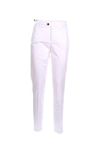 Kocca Jeans Donna 44 Bianco Wilarel 1/21 Primavera Estate 2021