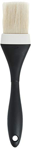 OXO Good Grips 1-1/2 Inch Natural Bristle Pastry Brush,Black,1EA