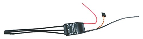 Graupner S3057 - Regler Ultra Control 20A 3D ohne BEC, schwarz