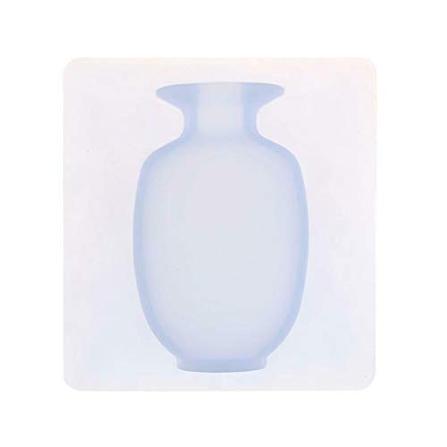 jieGorge Deko Modern RäUmungsverkauf, Magic Rubber Silicone Sticky Flower Wandbehang Vase Container Floret Flasche,Silicone Small Vase für Dekoration Wohnung Modern