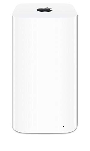 Apple ME918Z/A Airport Extreme Wireless-LAN Basisstation (2,4/5GHz, LAN-Port, WAN-Port, USB) weiß (Generalüberholt)