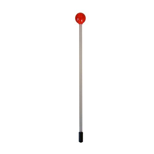 Karen Pryor Lollipop Target Stick für effektives Klickertraining in Rot