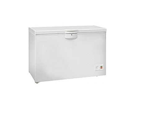 Smeg CO302 - Congelador (Baúl, Independiente, Color blanco,