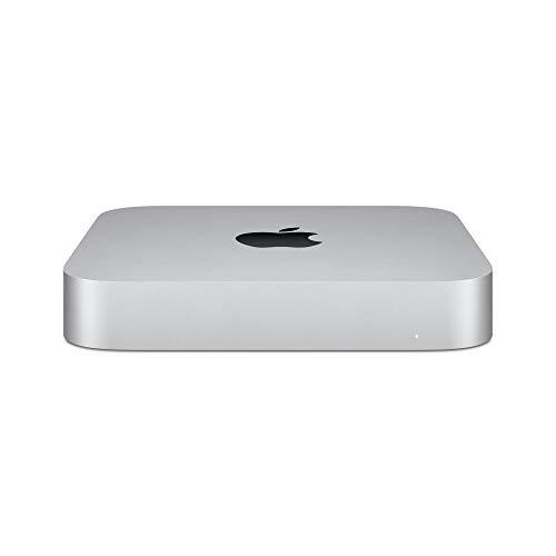 Apple Mac Mini (Processador M1 da Apple com CPU 8‑Core eGPU8‑Core, 8 GB RAM, 512GB SSD) (novembro 2020)