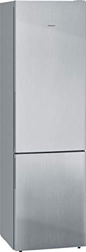 Siemens KG39EAICA iQ500 Freistehende Kühl-Gefrier-Kombination / A+++ / 168 kWh/Jahr / 337l / hyperFresh Frischesystem / bigBox / LED-Innenbeleuchtung / superCooling, 201(H) x 60(B), Edelstahl
