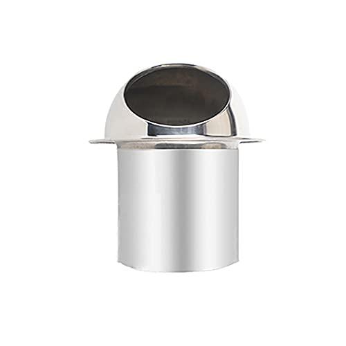 KJHGMNB (Φ70-200mm) Griglia Ventilazione, Griglia Areazione, Griglia Aria di Scarico, Acciaio Inossidabile 304, con Maglia fine, per casa, Bagno, Cucina, Universale,150x370mm