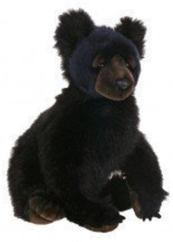 están haciendo actividades de descuento Hansa 6861 negro negro negro Bear Cub Cuddly - 13.5 in. H Seated by Hansa  barato