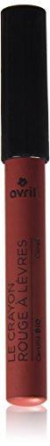 Avril Crayon Rouge à Lèvres Certifié Bio Corail 2 g