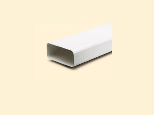 Naber F-VRO 1000 System 150 Flachkanalrohr, weiß