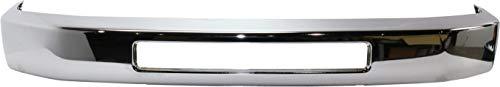Garage-Pro Front Bumper Compatible with FORD ECONOLINE VAN 2008-2014 Chrome