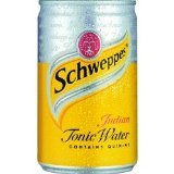 Schweppes Tonic Water cans Soft Drinks
