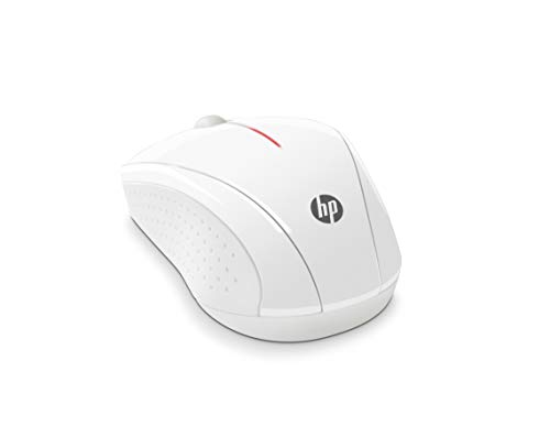 HP X3000 Mouse Wireless, Rosso