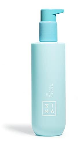 3INA   Maquillage Sans Cruauté   Vegan   Nettoyant Visage   Nettoyant Maquillage   Rafraîchissant   Pour Tous Types de Peaux   The Blue Gel Cleanser