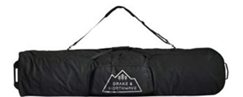 Northwave-Drake Padded with Wheels Snowboard Bag Black 160