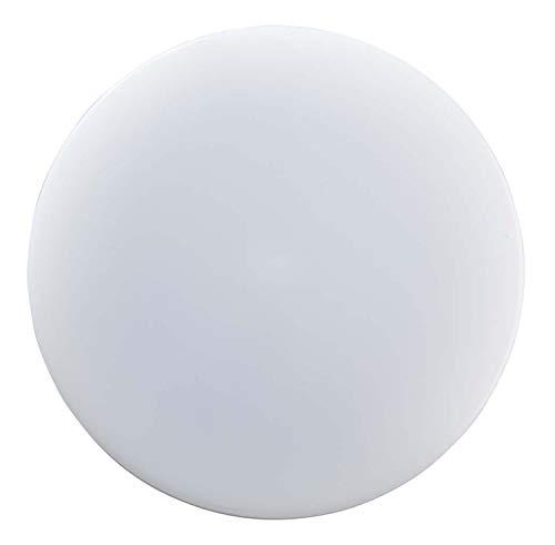 Heitronic Pronto 500639 LED-Deckenleuchte mit Bewegungsmelder 24W Warmweiß Weiß