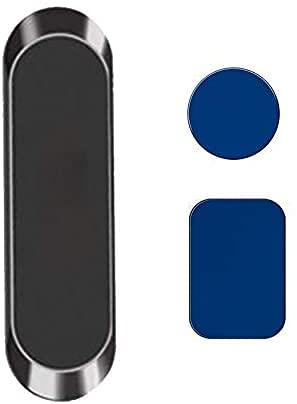 NOVHOME Soporte para teléfono para automóvil, Accesorios para automóvil Soporte magnético para teléfono para automóvil Soporte Universal para Pasta para iPhone Xiaomi Huawei Soporte para t