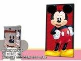 Kids Euroswan - Disney DIS72. Toalla 70x140cm. Diseño Mickey Mouse.