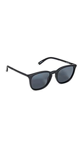 Le Specs Rebeller - Occhiali da sole, Uomo, Nero, Taglia unica