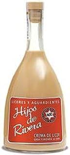 Licor Crema de Orujo HR 100% Gallego