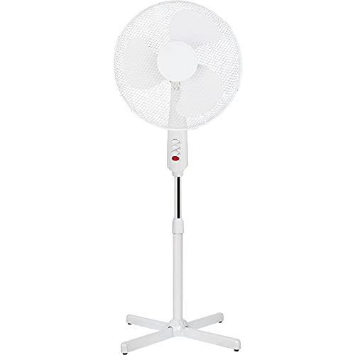 "Room In 16"" Oscillating Electrical 3 Speed Standing Pedestal Fan"