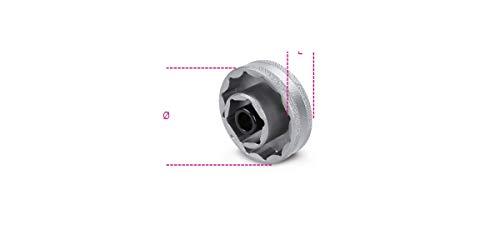 Beta Llave de Vaso Poligonal para Tuercas de Cubo de Rueda Ducati