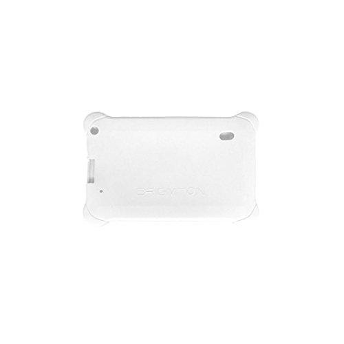 Brigmton BTAC-94-B Funda para Tablet 22,9 cm (9') Blanco - Fundas para Tablets (Funda, Universal, 22,9 cm (9'), Blanco)