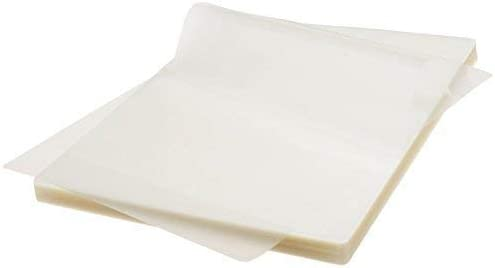 9527 Product Thermal Laminating Pouches 100 pcs 3 Mil Clear Letter Size Laminating Sheets - 8.5 X 11 Inch