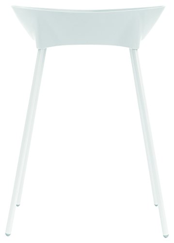 Luma LU0153020109 Supporto per Vaschetta, Bianco