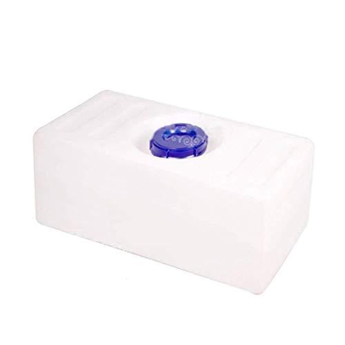 Bbhhyy Wasserbehälter, Wassertank Wasserträger Aus Kunststoff Horizontal Wasserbehälter Mit Deckel Dichtung Wassereimer Träger Krug